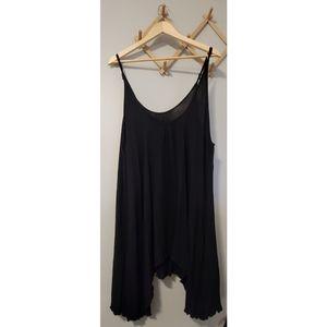 Elan Flowy Textured Dress